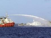 印度媒体舆论谴责中国在东海海域的行为