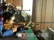 第19次全国优秀射击运动员锦标赛在河内举行