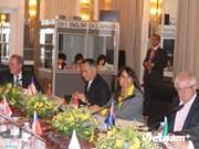 《跨太平洋伙伴关系协定》部长级会议在新加坡举行