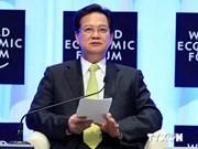 越南政府出席2014年世界经济论坛东亚峰会