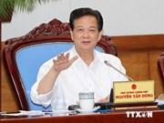 越南政府总理就协助企业恢复生产经营作出结论