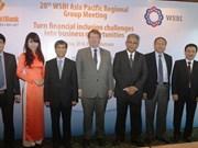 亚太地区储蓄银行年度会议在河内举行