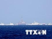 旅居海外越南人联络协会发表声明 反对中国侵犯越南主权