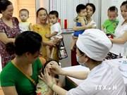 """""""为儿童健康""""行动月在胡志明市正式启动"""