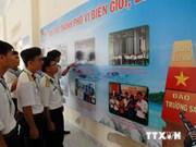 数百名青年参加2014年面向祖国海洋海岛的青年之旅