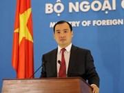 越南外交部发言人:越南要求中国终止非人道主义行为