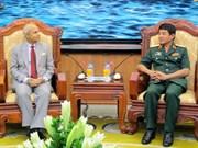 越南和印度加强空军领域的合作