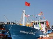 越南全国人民心系祖国海洋海岛