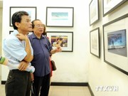 """""""越南海洋海岛主权""""图片展在河内拉开序幕"""