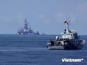 现场报道:中国增加出动4架战斗机 在海洋石油981钻井平台海域护航
