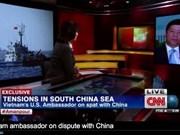 越南驻美国大使:中国想方设法将无争议海域变成争议海域