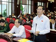 越南第十三届国会第七次会议发表第九号公报