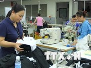 越南政府5月份例行会议:大部分受损外企已恢复正常运营