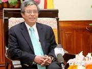 越南外交部副部长范光荣:中国非法侵占越南黄沙群岛