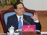 越南政府总理:越南正考虑采取法律措施解决东海问题