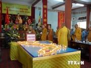 越南僧尼佛子祈求东海和平