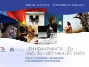 第6届越南—欧洲纪录片电影节在河内举行