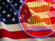 东盟与美国加强双方合作