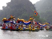 越南宁平省长安名胜群正式成为世界遗产