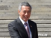 新加坡总理声援美国重返亚洲政策