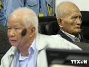 国际继续为柬埔寨红色高棉审判特别法庭提供财政支持