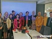 越南与挪威加强在解决性别平等问题的沟通