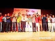 旅居捷克越南人协会举行布尔诺网球锦标赛