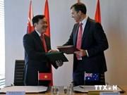 越南与澳大利亚签署刑事司法协助协定