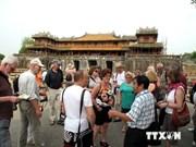 越南顺化古都旅游业提出2014年接待游客量达200万人次的目标