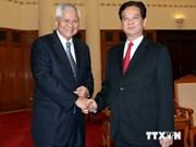 越南与菲律宾同意将两国关系提升到新台阶