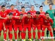 越南球队以6比0战胜缅甸球队