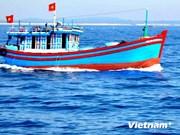 越南政府出资协助渔民建造渔船