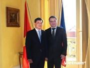 捷克外交部支持越南解决东海问题的立场