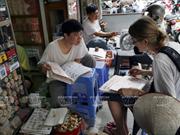 越南首都河内的印章雕刻业