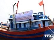 越南渔业协会要求中国释放越南渔船和渔民
