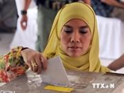 印度尼西亚总统大选准备就绪