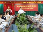 阮晋勇总理:将年均税务手续办理时间至少减200个小时
