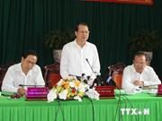 越南政府副总理:芹苴市应为企业主动发展营创造便利环境