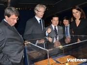 """""""飞龙—越南宫廷艺术""""展在法国举行"""
