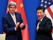 美国国务卿呼吁中国维护地区安全稳定