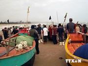 平顺省沉船事件:找到一名失踪渔民尸体