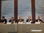 在美召开的东海问题研讨会提出回应中国挑衅行为多个建议