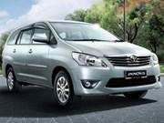 2014上半年越南汽车销售量增长27%