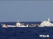 现场报道:中国出动战斗机为海洋石油981钻井平台护航