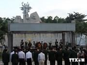 越南9号公路国家烈士陵园升级改造工程竣工