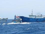 现场报道:确保越南海上执法力量的安全