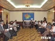 日本东京工商联合会企业赴河南省寻找投资商机