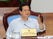 阮晋勇总理:积极主动持之以恒做好捍卫领土主权任务