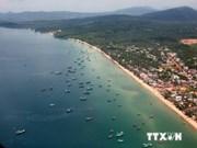越南坚江省:吸引340个投资项目发展海洋经济