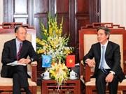 世行向越南提供38亿美元优惠贷款